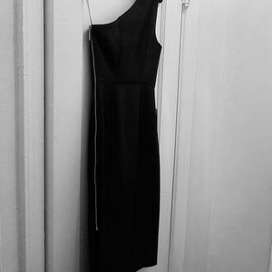 Express Dresses - NWT Express One Shoulder Dress - Size 0